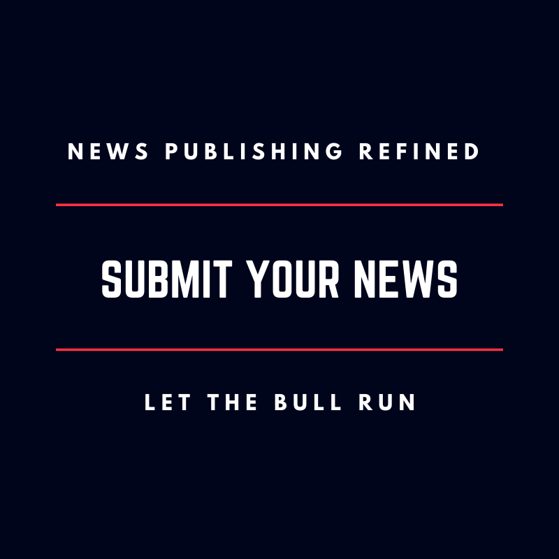 submit YOUR NEWS LET THE BULL RUN